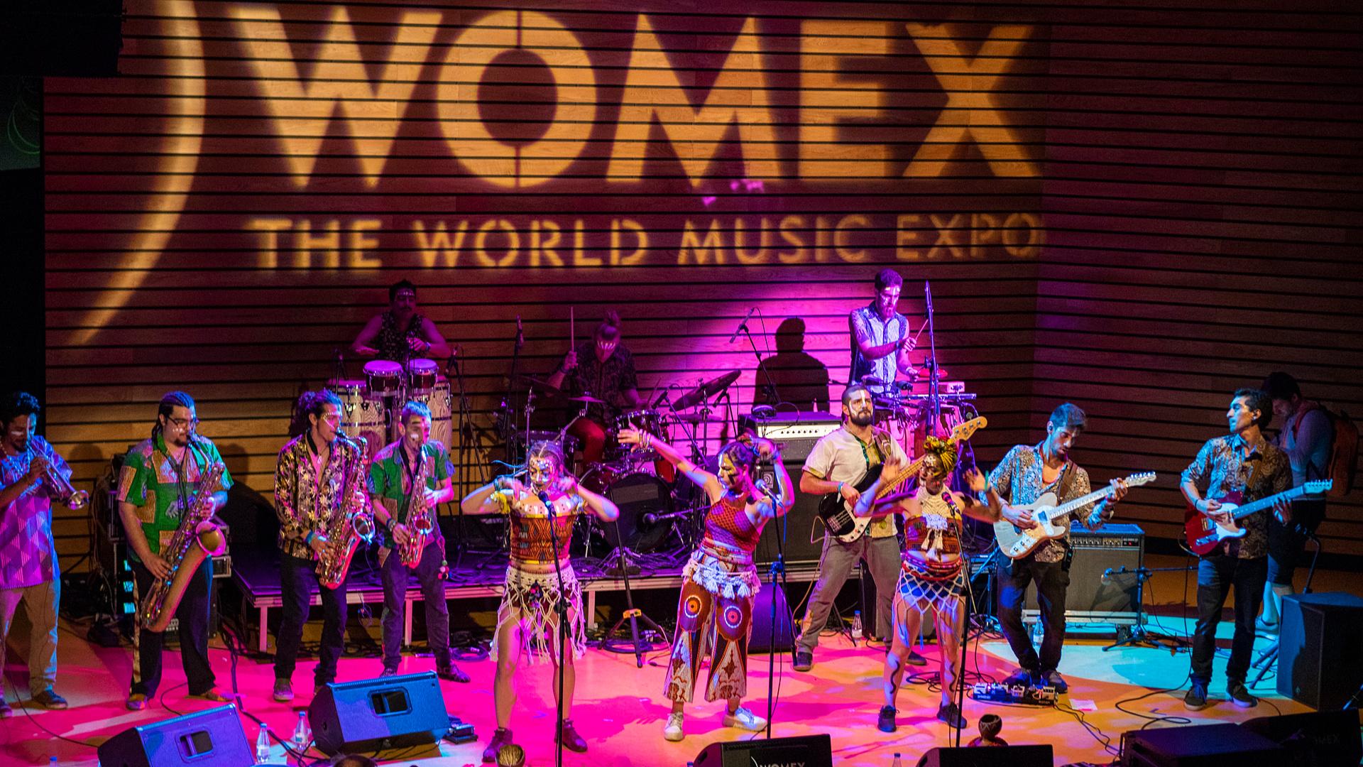 WOMEX – idén a virtuális térben is